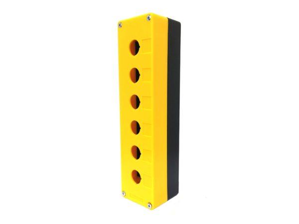 B6A Six Hole Box