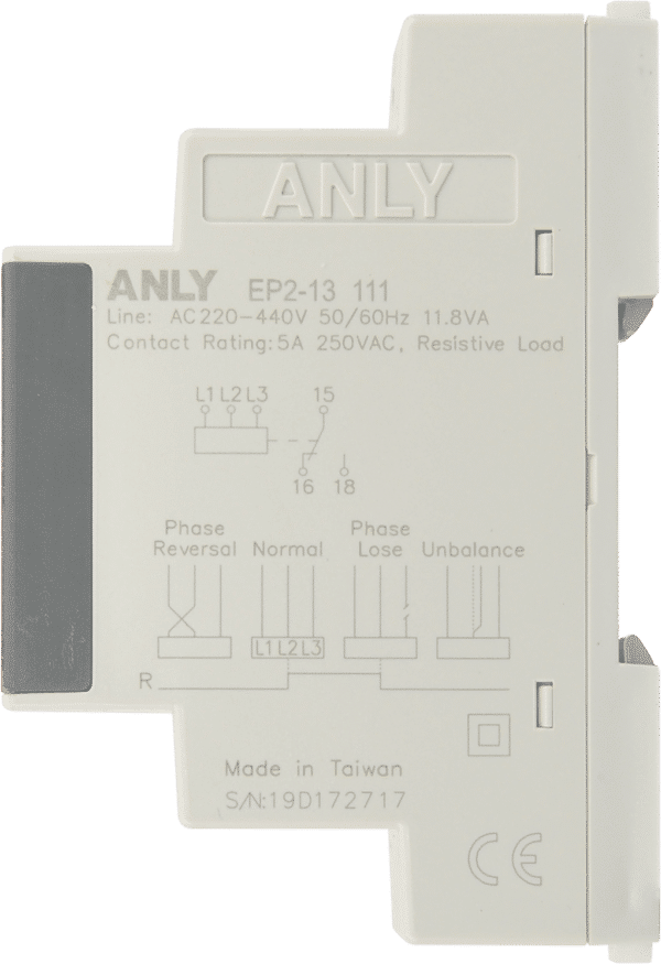 Phase Sequence Relay Anly