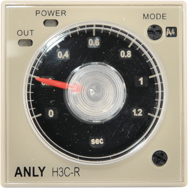 11 Pin Multifunction Timer Anly
