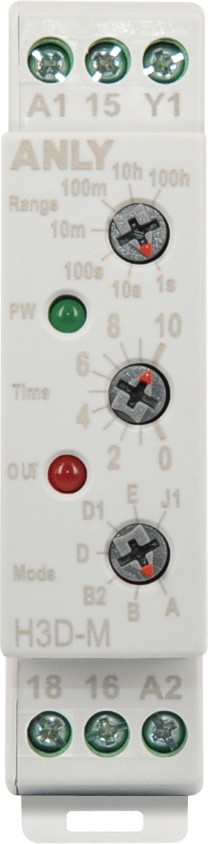 H3DM Multifunction Timer Anly