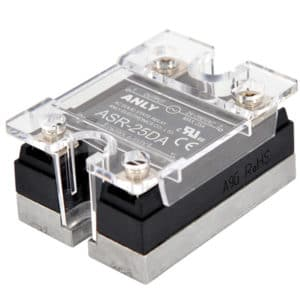 25A Solid State Relay Anly