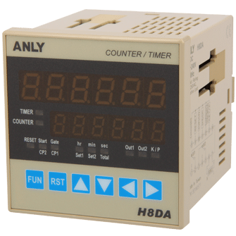 Digital Counter & Timer Anly