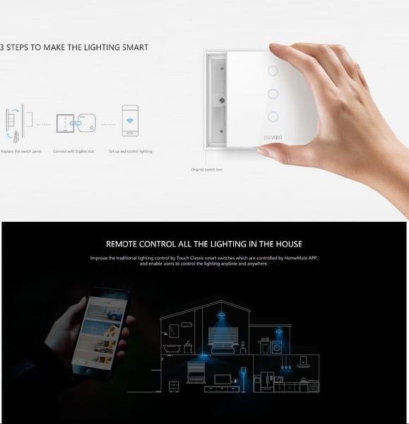 T30W Smart Switch Orvibo