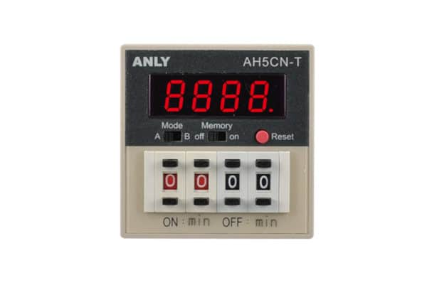 AH5CN-T Digital Twin Timer Anly