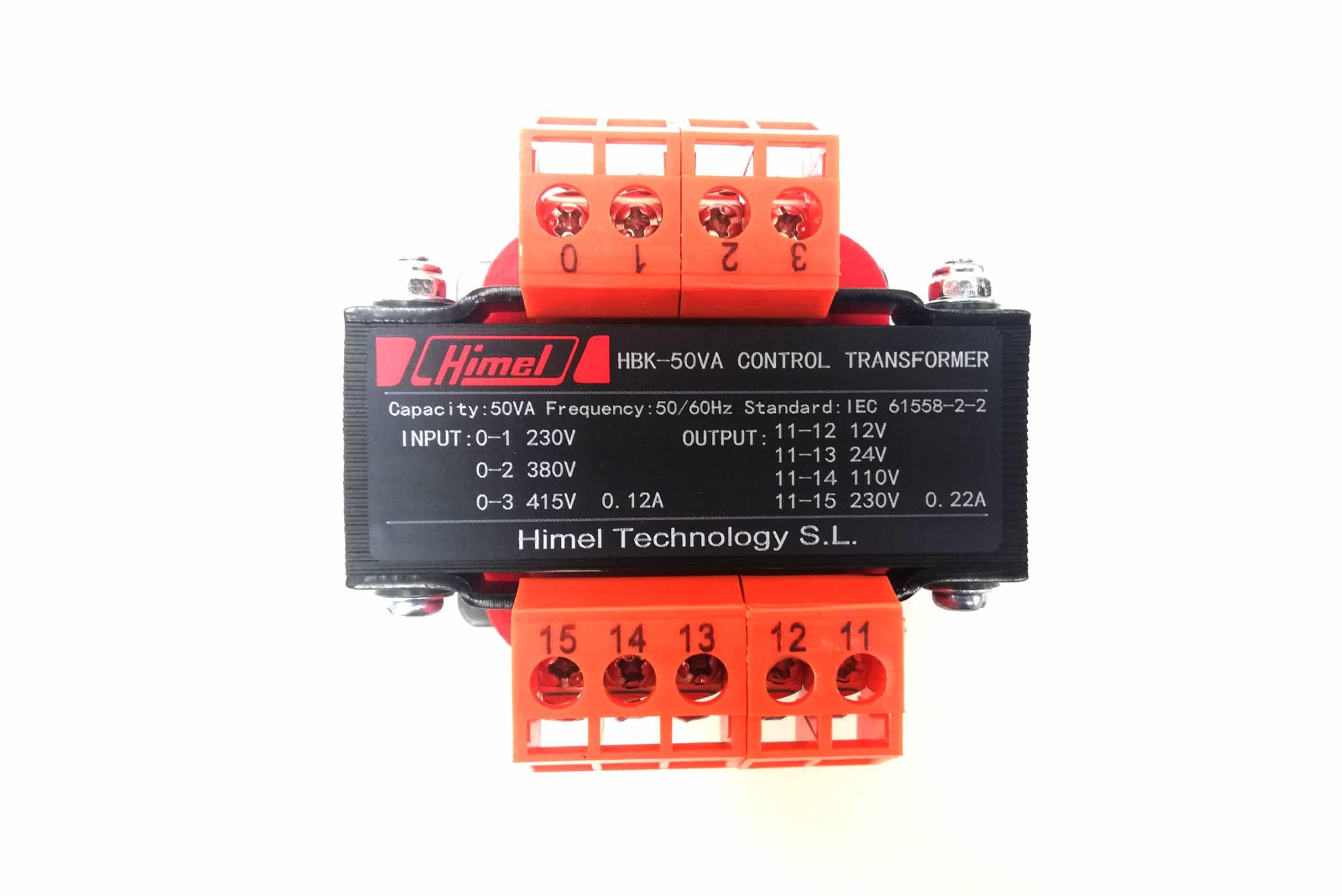 50VA Multi Transformer