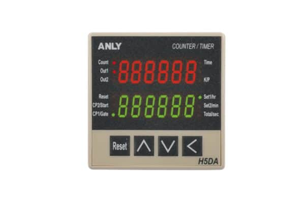 H5DA Digital Counter Timer Anly