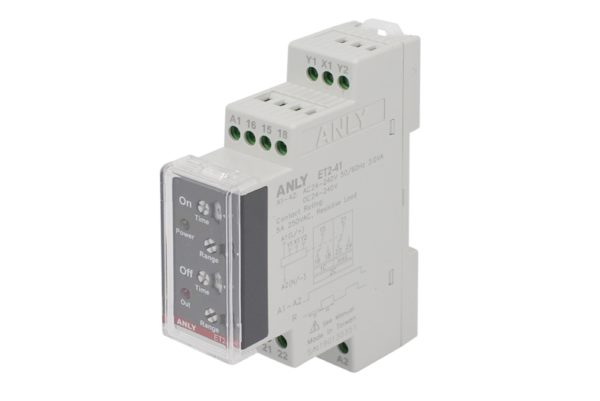 Analog Twin Timer ET2-41 Anly