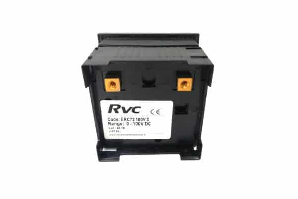 ERC72 DC Voltmeter Revalco