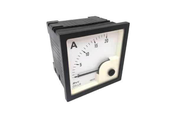 20A DC Ammeter Revalco