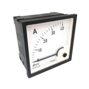 40A DC Ammeter Revalco