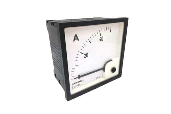 50A DC Ammeter Revalco