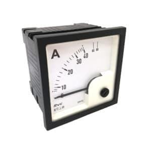 Digital & Analogue Ammeter