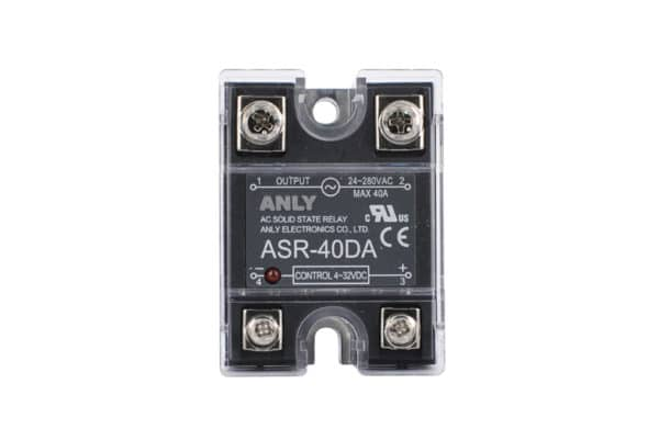 40A Solid State Relay Anly