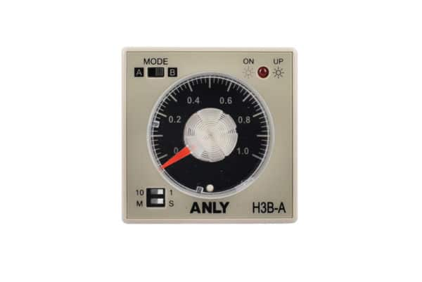 H3B-A 12VDC Analogue Timer Anly
