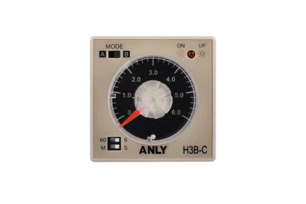 H3B Analogue Timer Anly