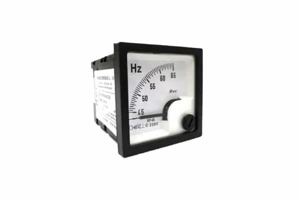 48*48 Frequency Meter Revalco