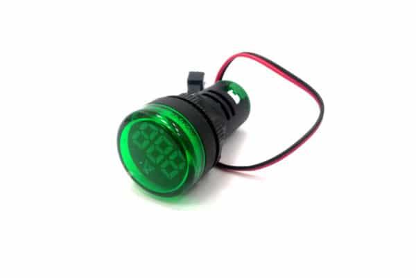 RH10122RAAGR Digital Ammeter Revalco