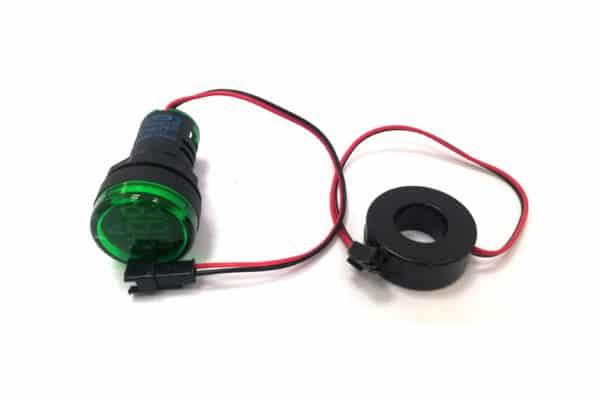 22mm Ammeter Digital Revalco