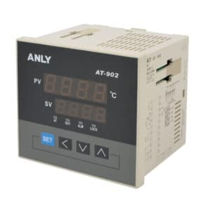 PID Temperature Controller Anly